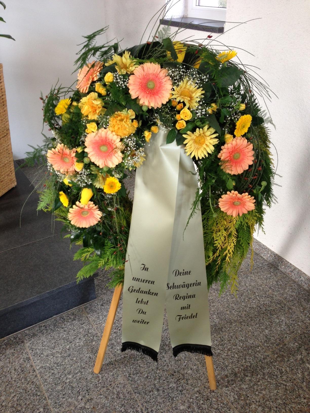 Berühmt Blattwerk Floristik, Blumen und Dekoration, Berlingerode &OA_92